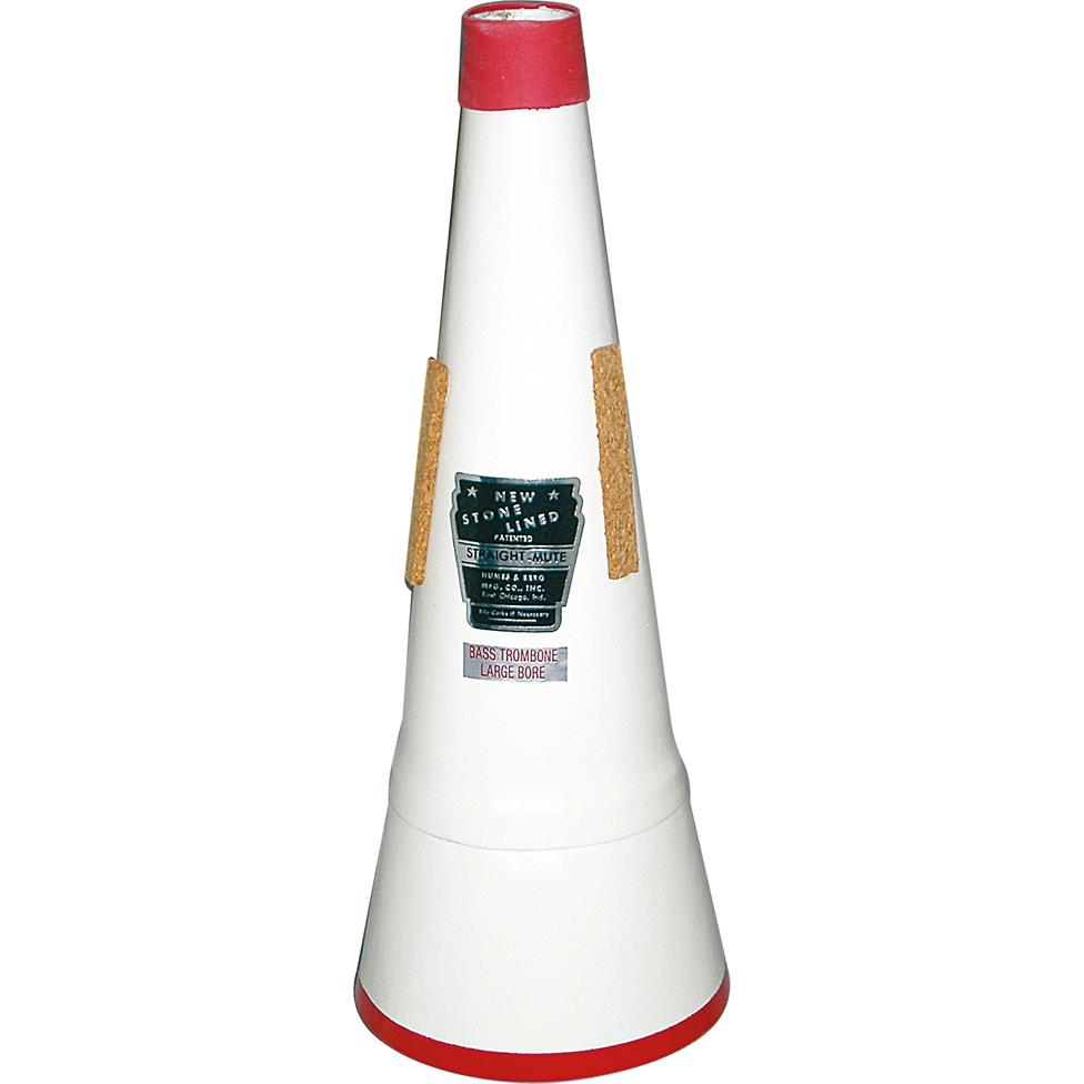 Humes & Berg bass trombone straight mute (large bore) Image 1