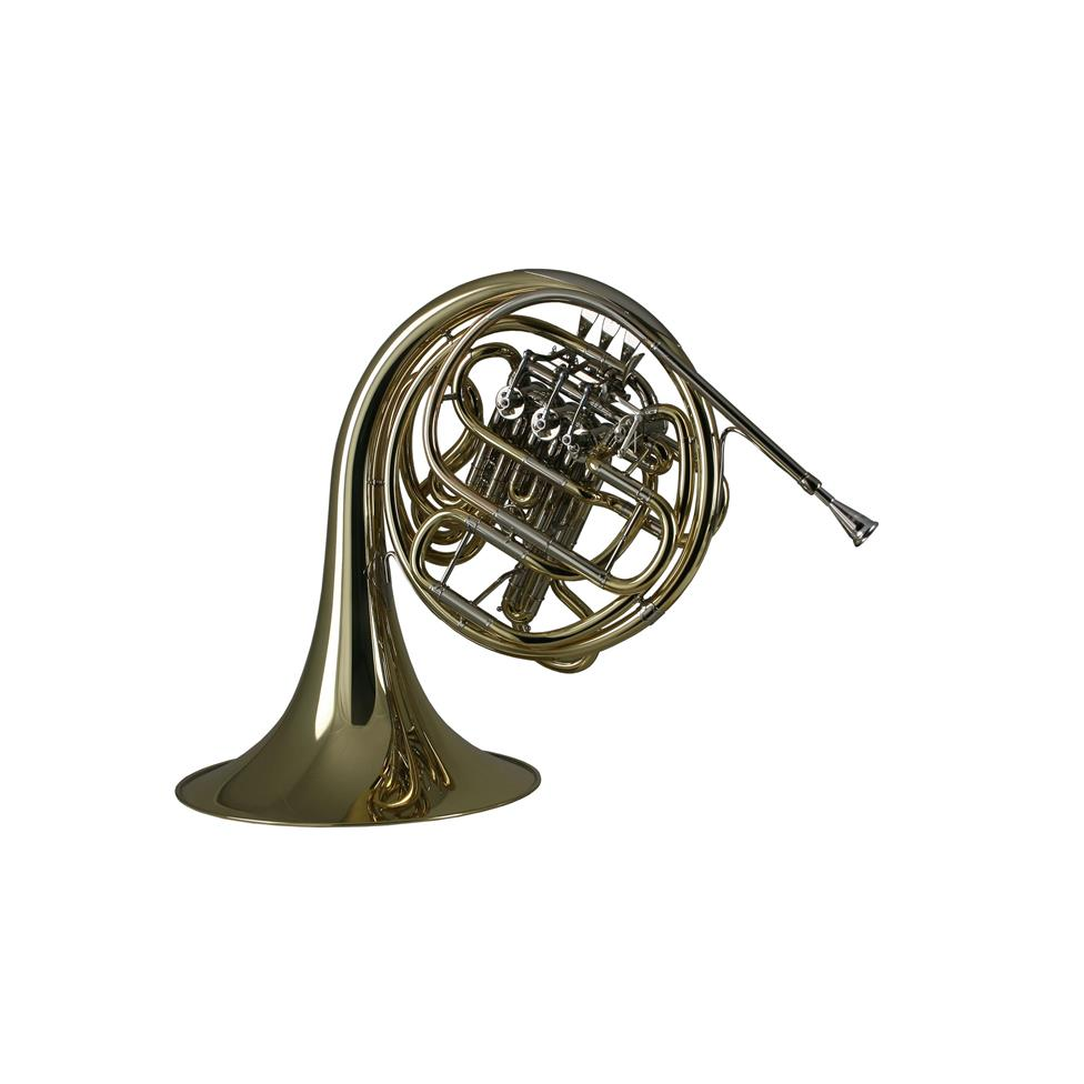 Hans Hoyer 6801 French horn (lacquer) fixed bell Thumbnail Image 1