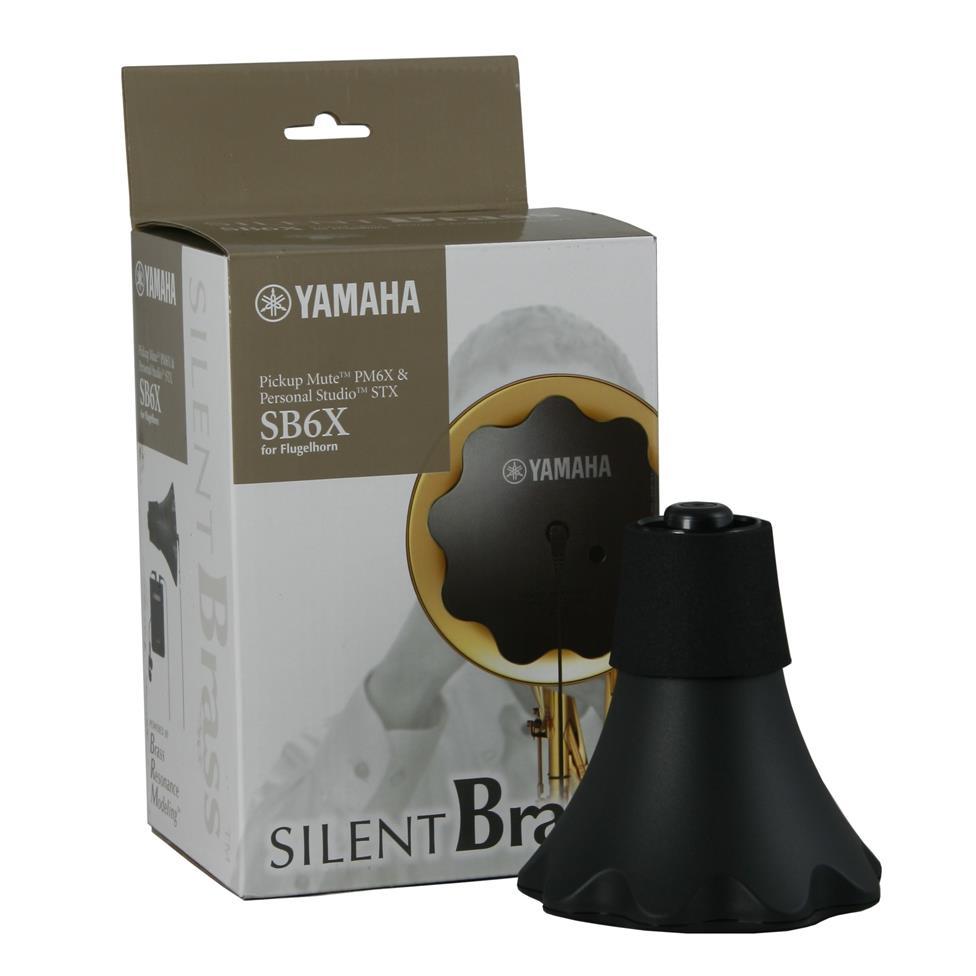 Yamaha Silent Brass SB6X for flugelhorn Thumbnail Image 0