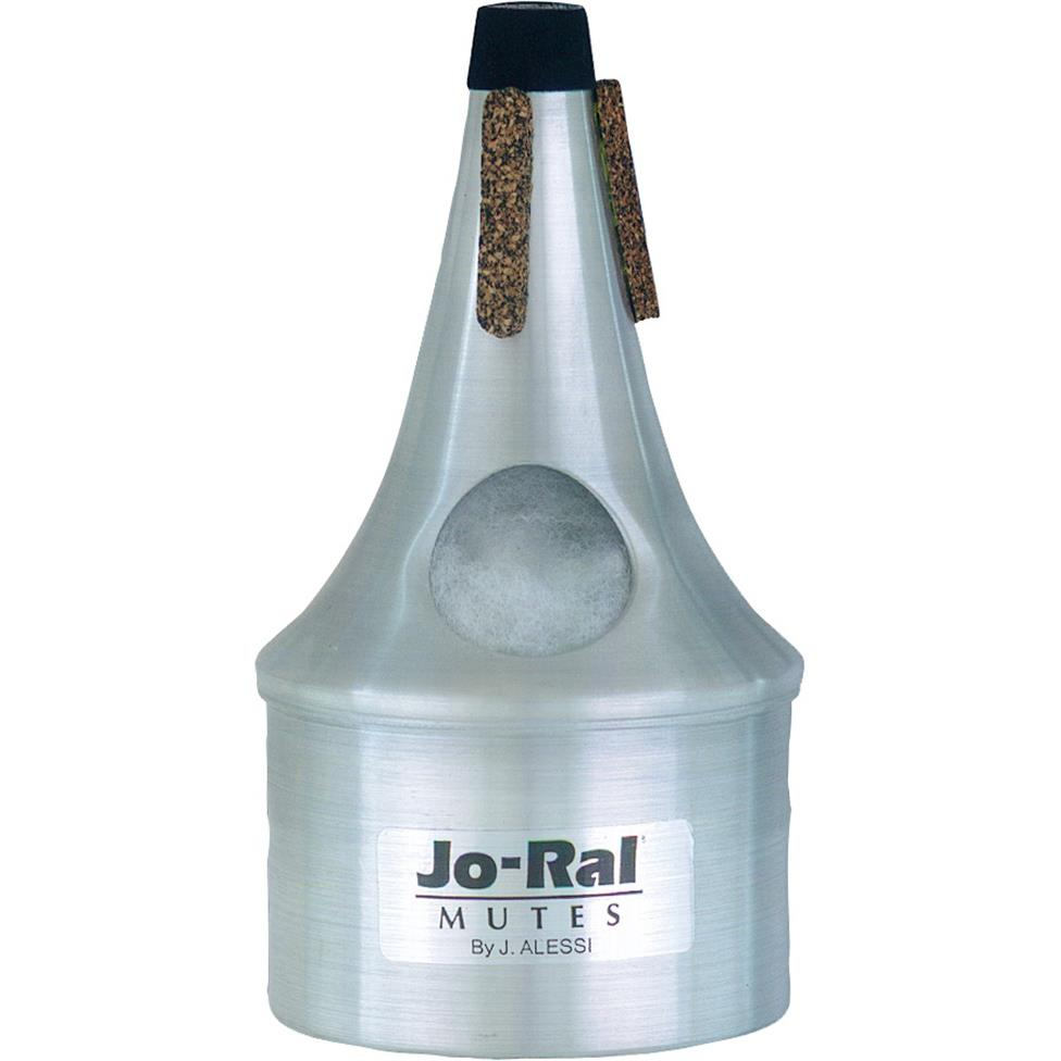 Jo Ral trumpet bucket mute (aluminium) Image 1