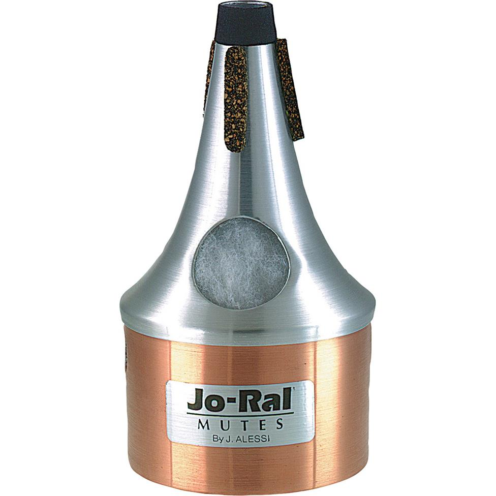 Jo Ral trumpet bucket mute (copper) Image 1