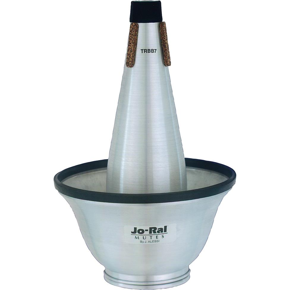 Jo Ral bass trombone cup mute Image 1