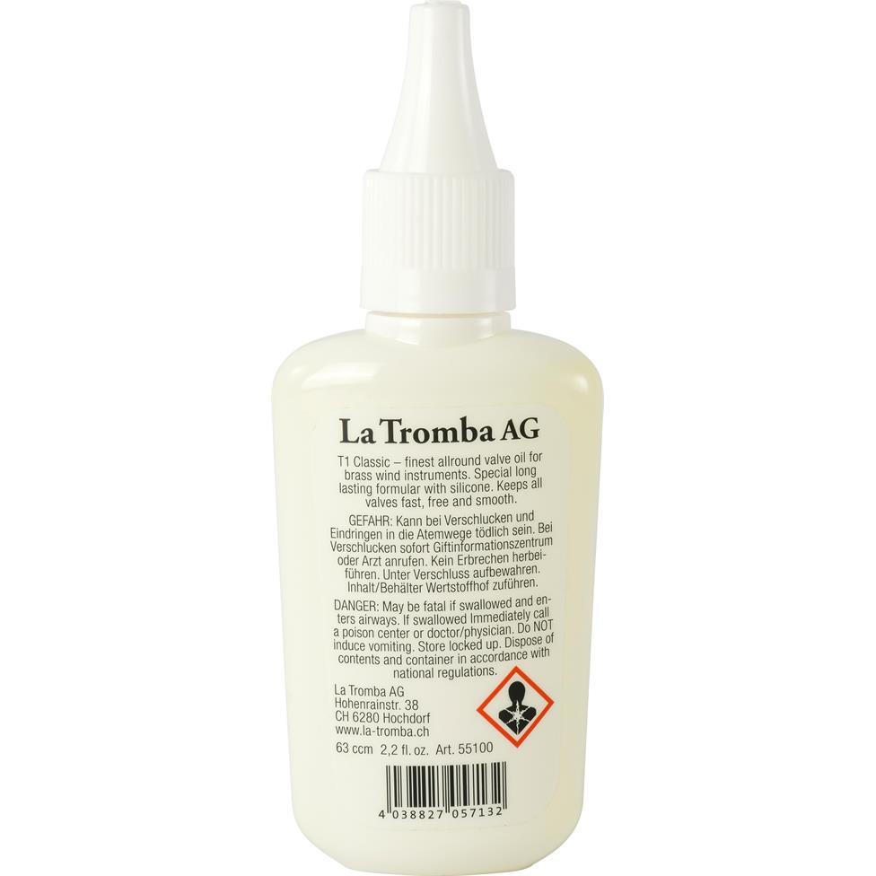 La Tromba T1 valve oil (universal) Thumbnail Image 1