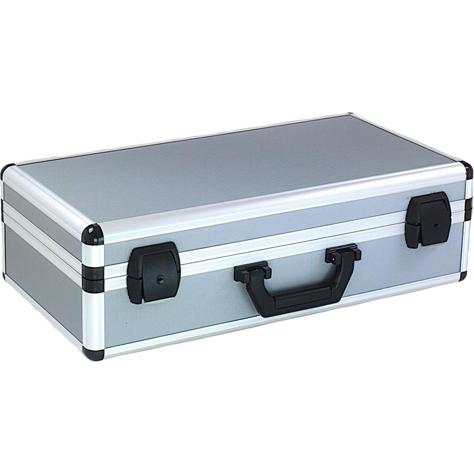 Jakob Winter trumpet case (aluminium)