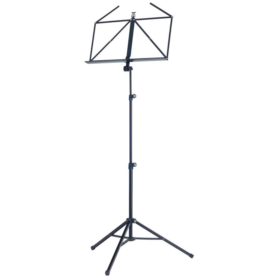 K&M 10065 music stand (black) Image 1