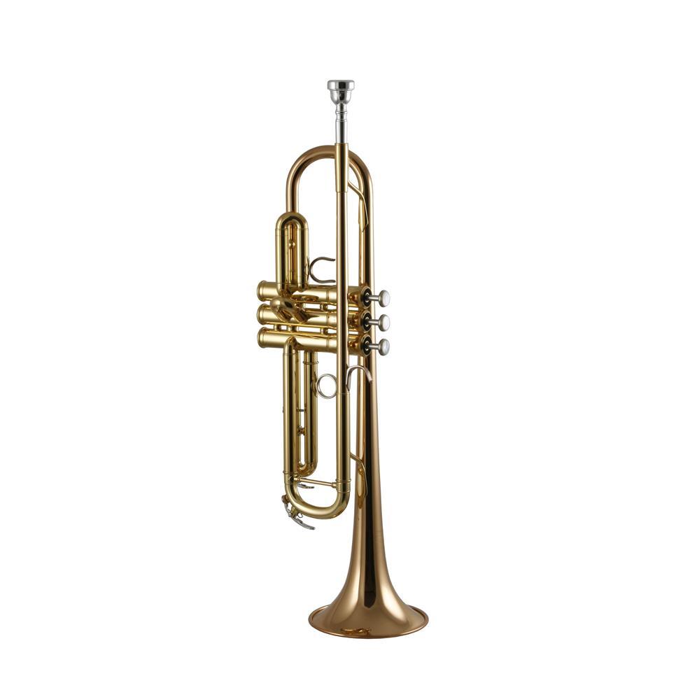 Yamaha YTR5335G B flat trumpet (lacquer) Thumbnail Image 0