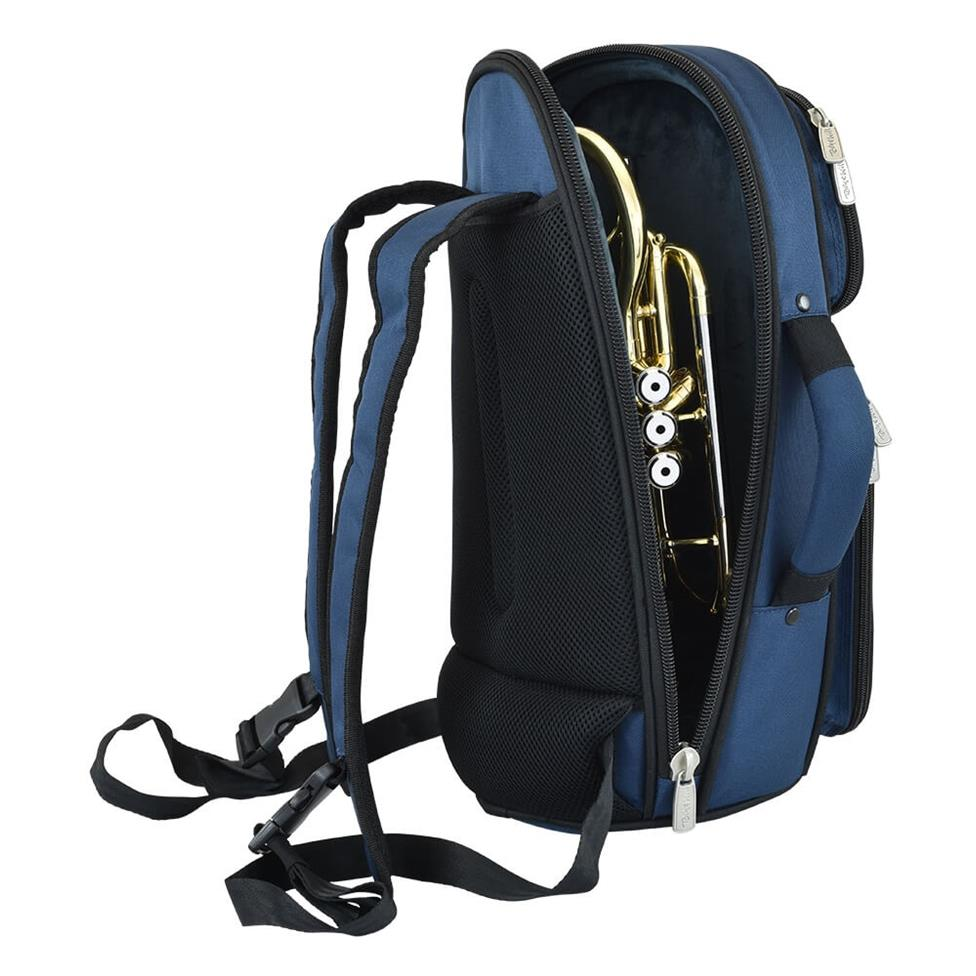 Tom & Will cornet gigbag (blue)