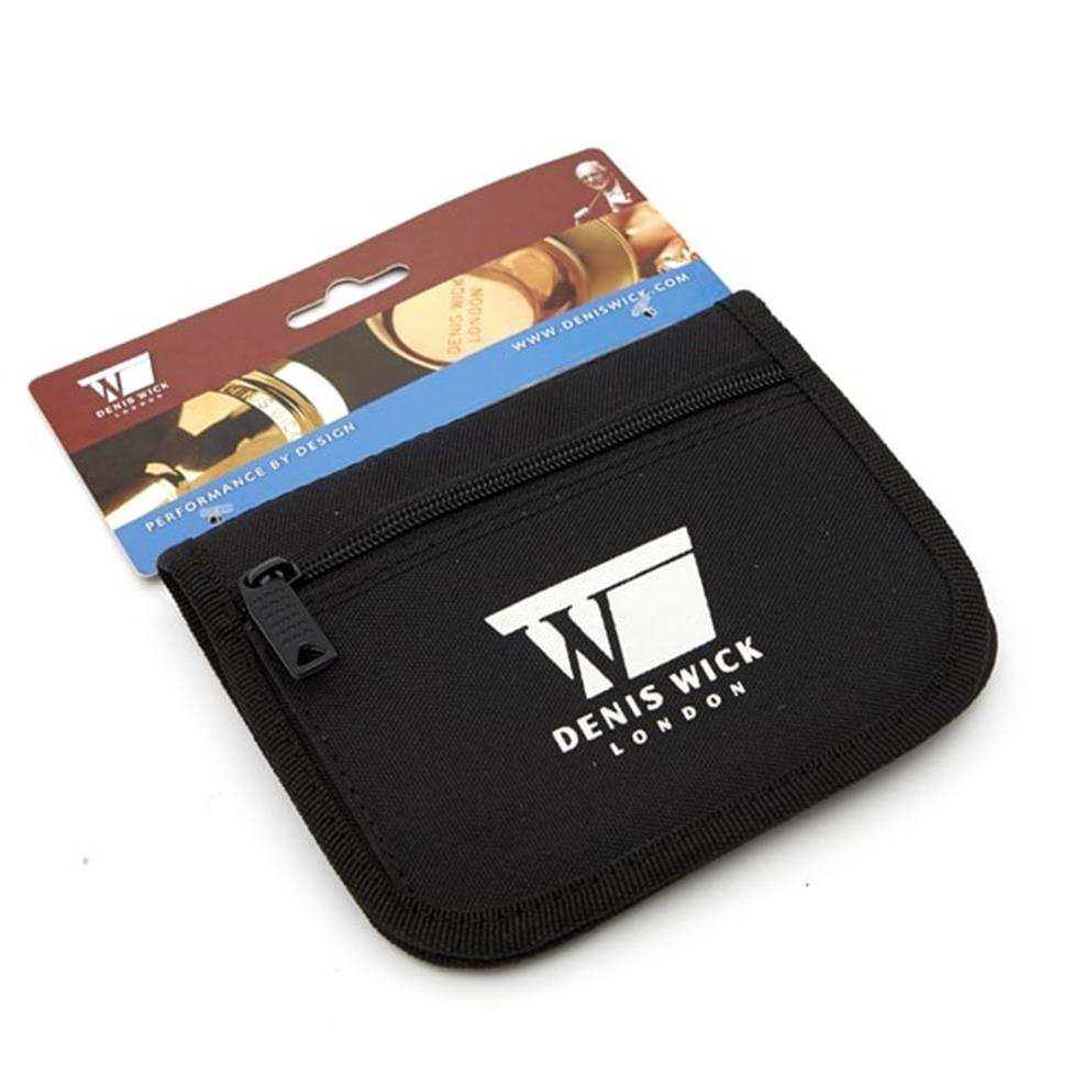 Denis Wick 3-piece small mouthpiece pouch (nylon) Image 1