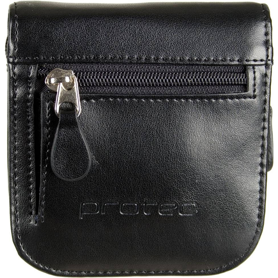 Protec 2-piece trumpet/small mouthpiece pouch (leather)
