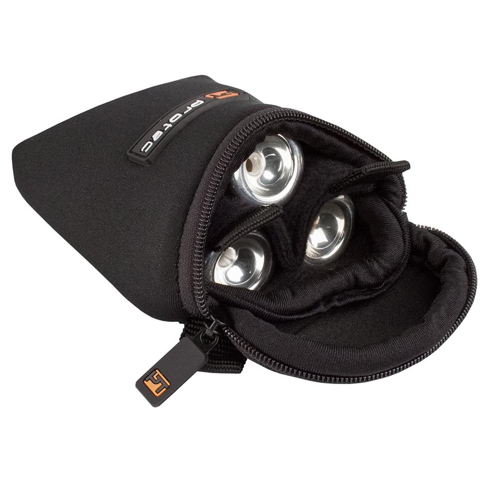 Protec 3-piece trumpet/small mouthpiece pouch (neoprene)