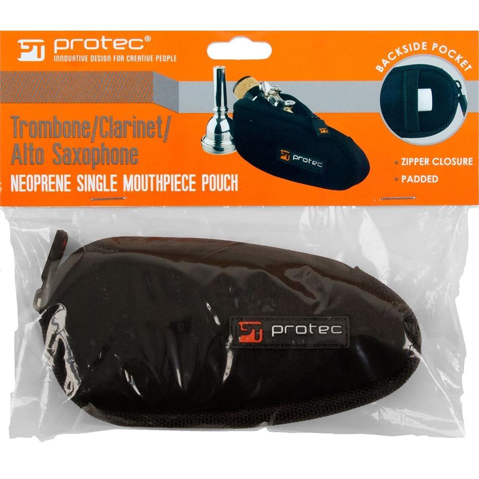 Protec trombone mouthpiece pouch (neoprene) Thumbnail Image 2