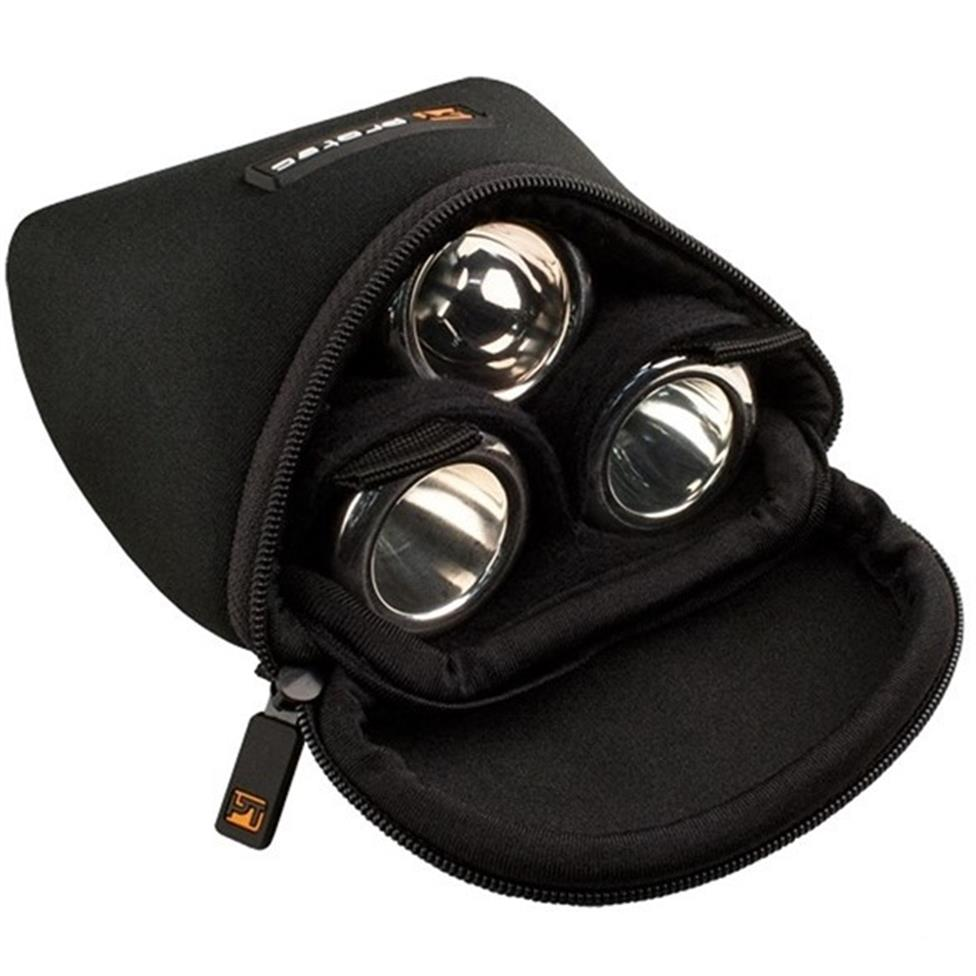 Protec 3-piece trombone mouthpiece pouch (neoprene)