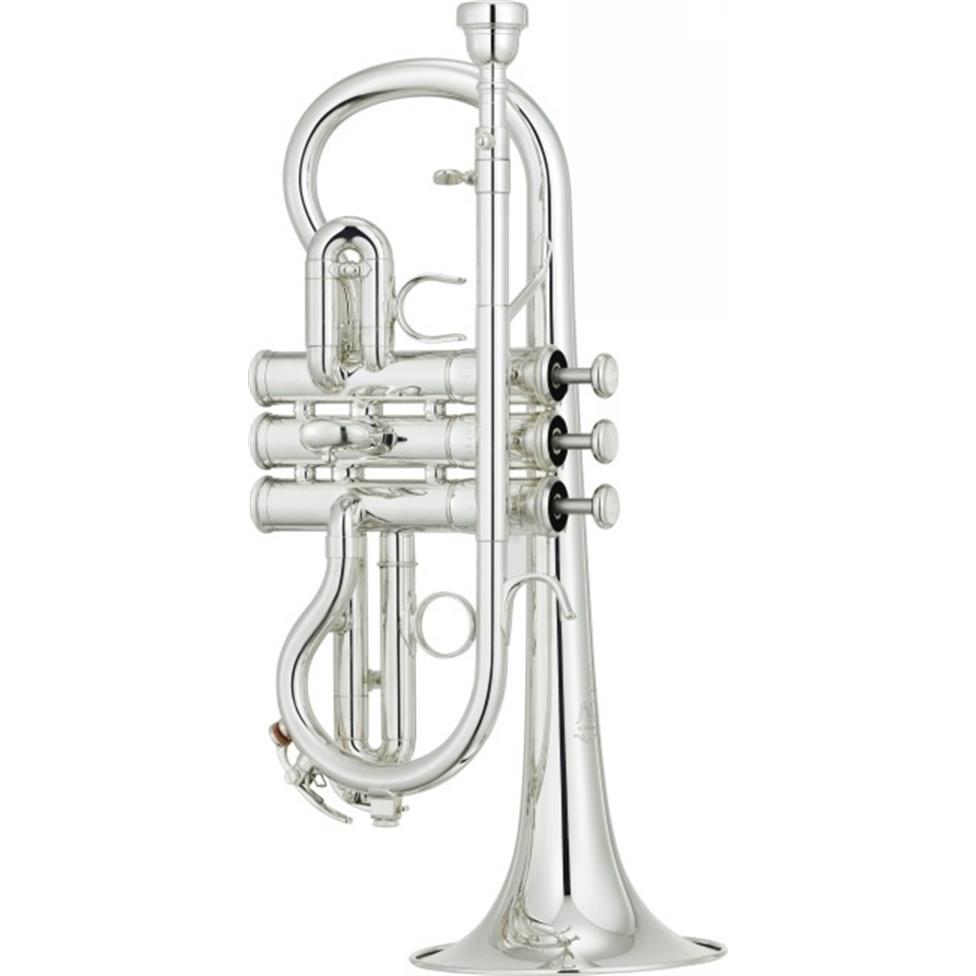 Yamaha Neo YCR8620S soprano cornet (silver) Thumbnail Image 0