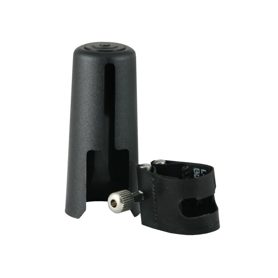 Rovner L5 Light clarinet ligature & cap Image 1