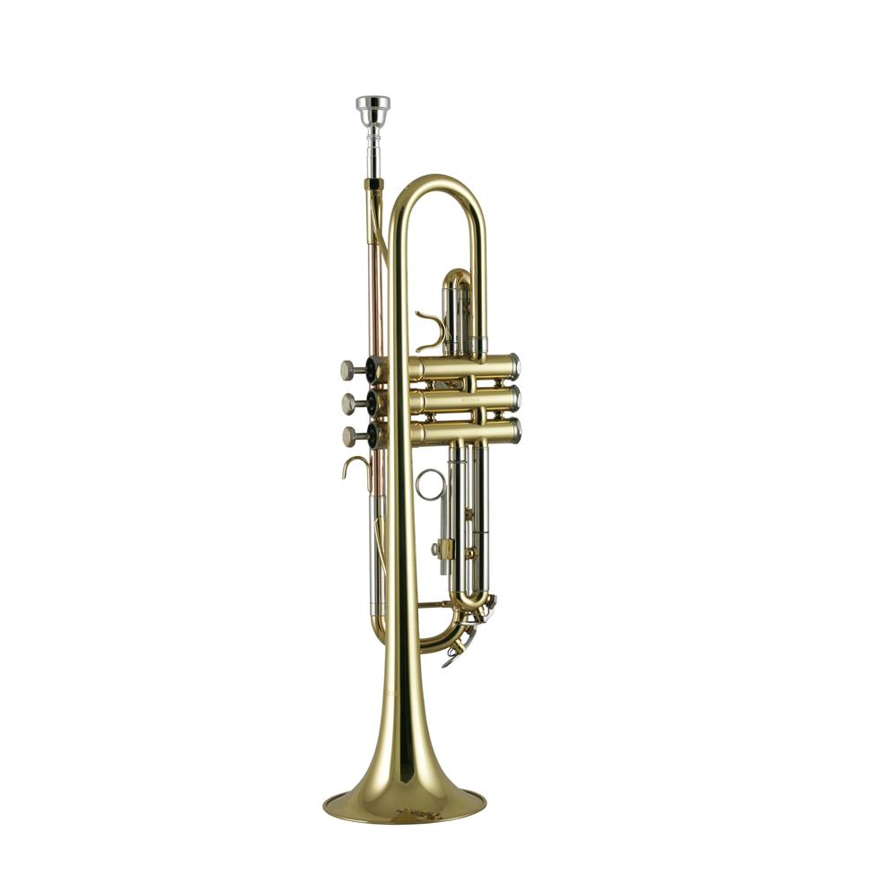 Catelinet CTR14 B flat trumpet (lacquer) Thumbnail Image 1