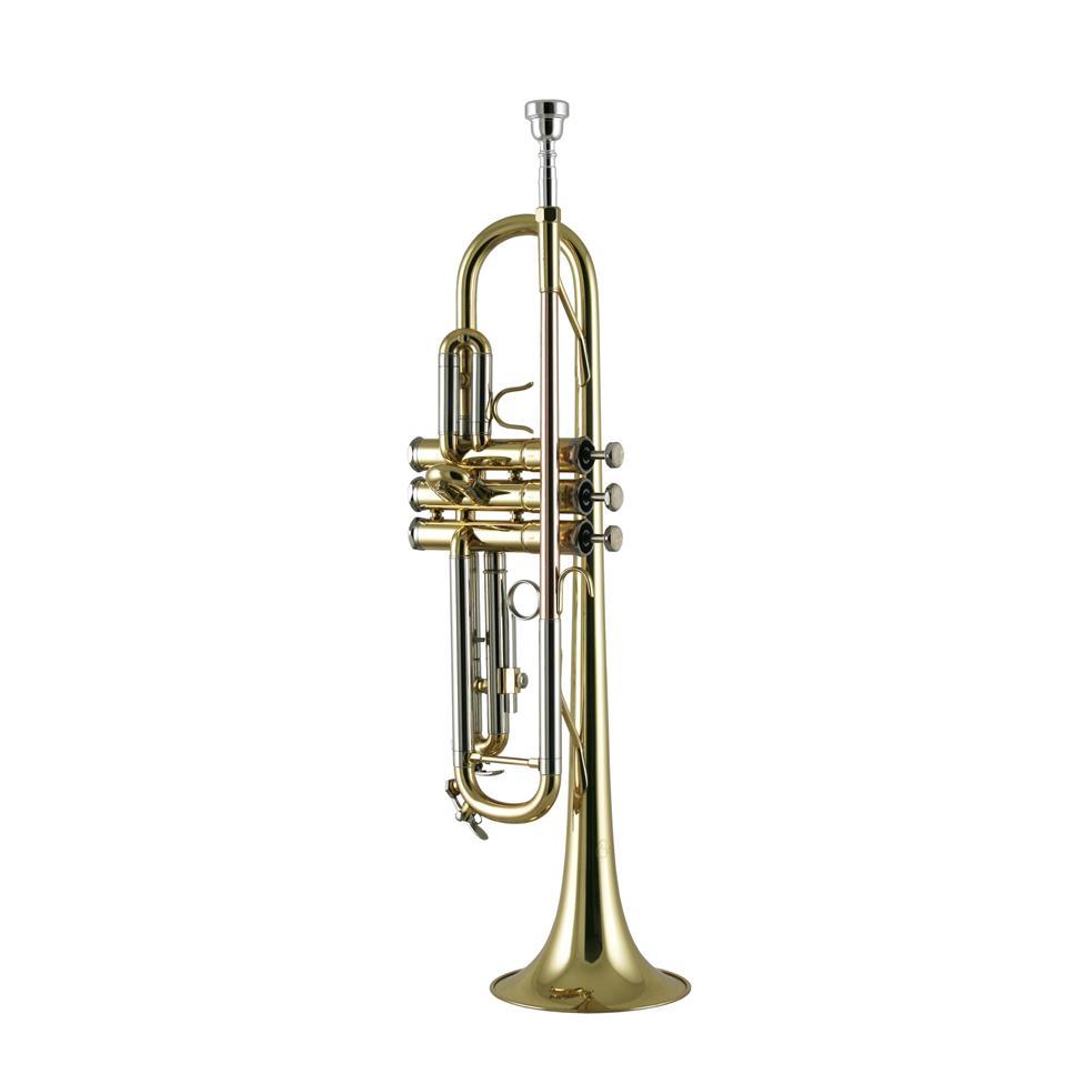 Catelinet CTR14 B flat trumpet (lacquer) Thumbnail Image 0