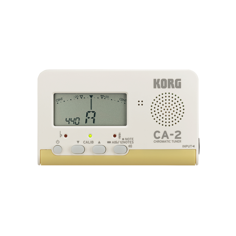 Korg CA-2 chromatic tuner Image 1