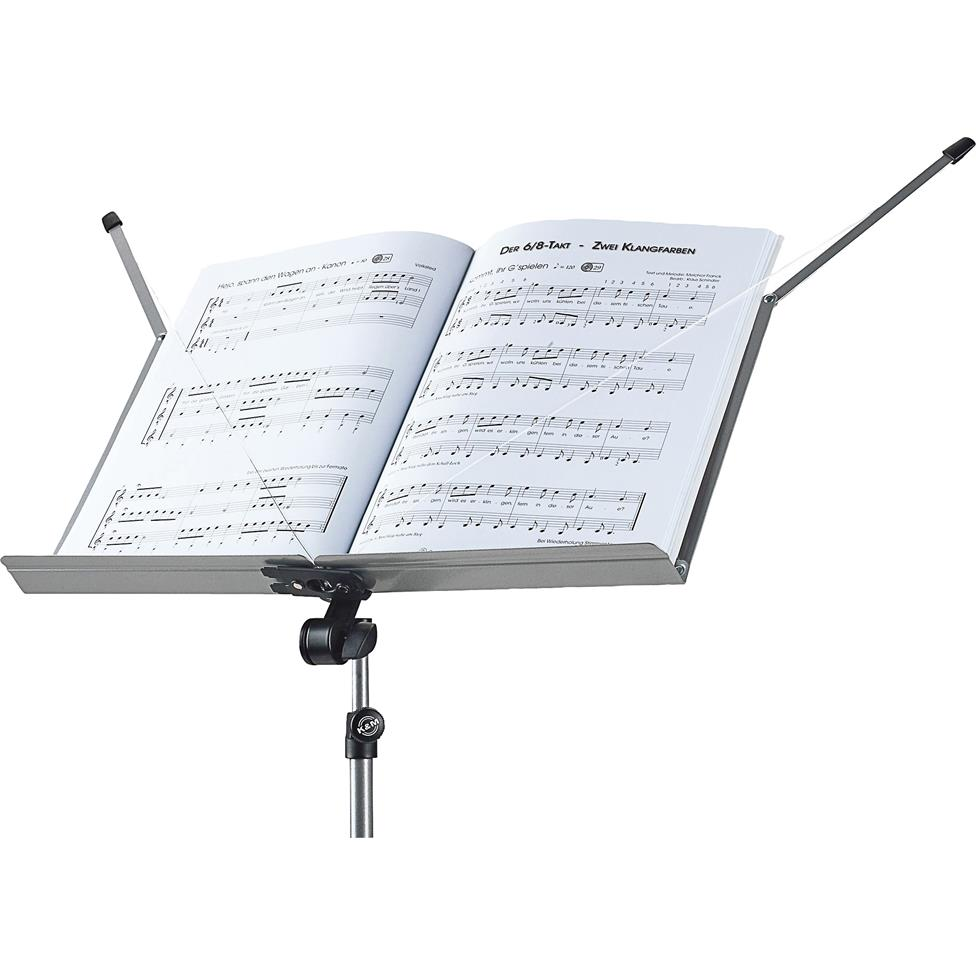 K&M sheet music holder