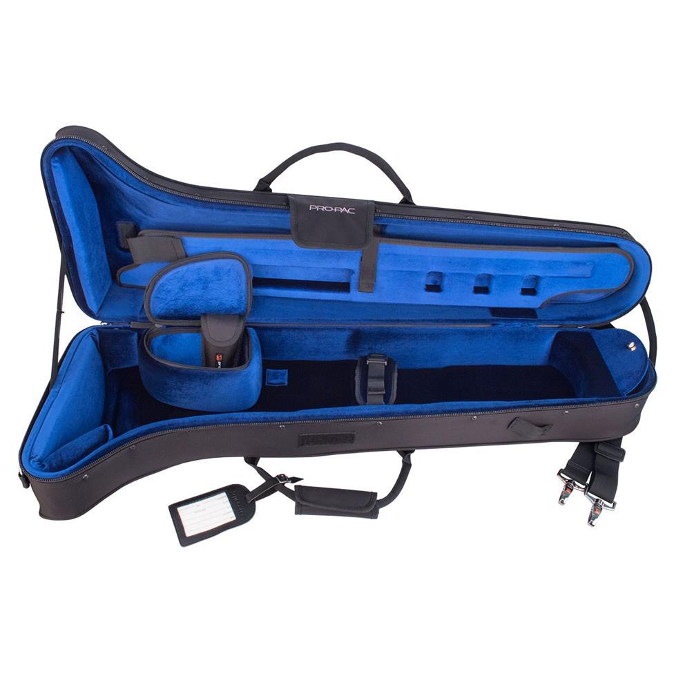 Protec PRO PAC tenor trombone case (black) Thumbnail Image 1