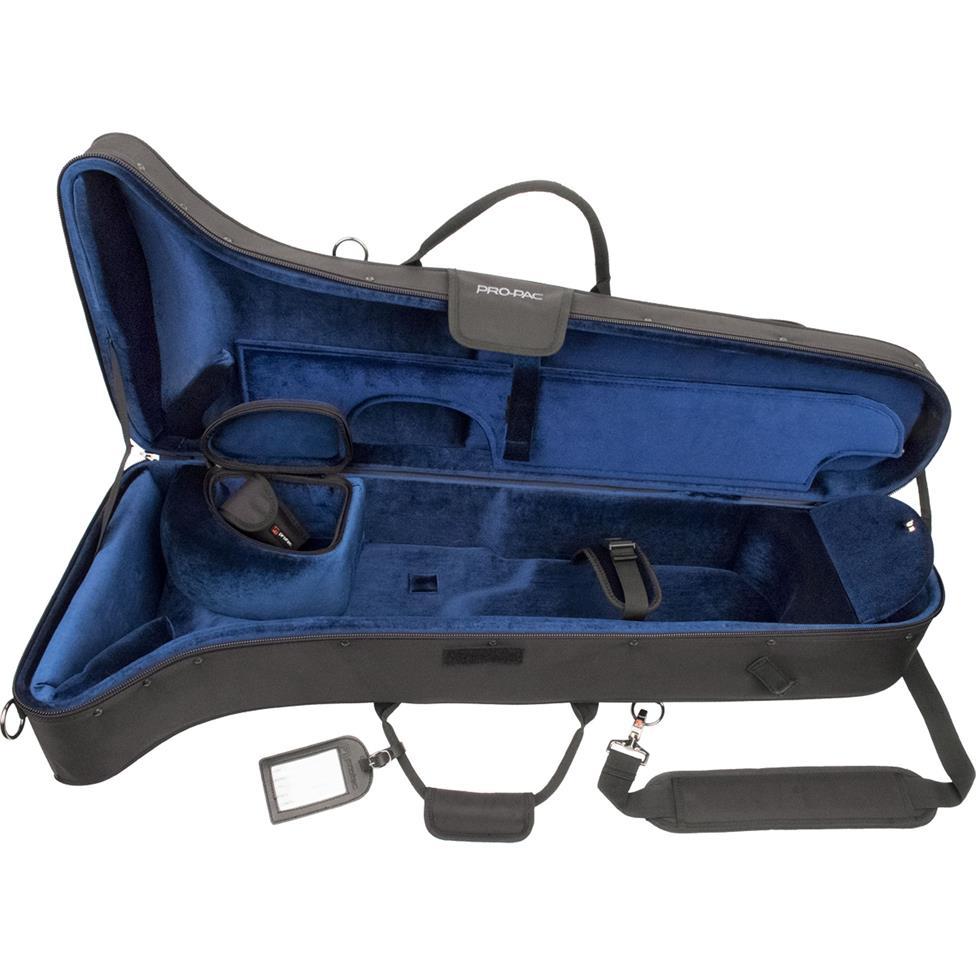Protec PRO PAC  bass trombone case Thumbnail Image 1
