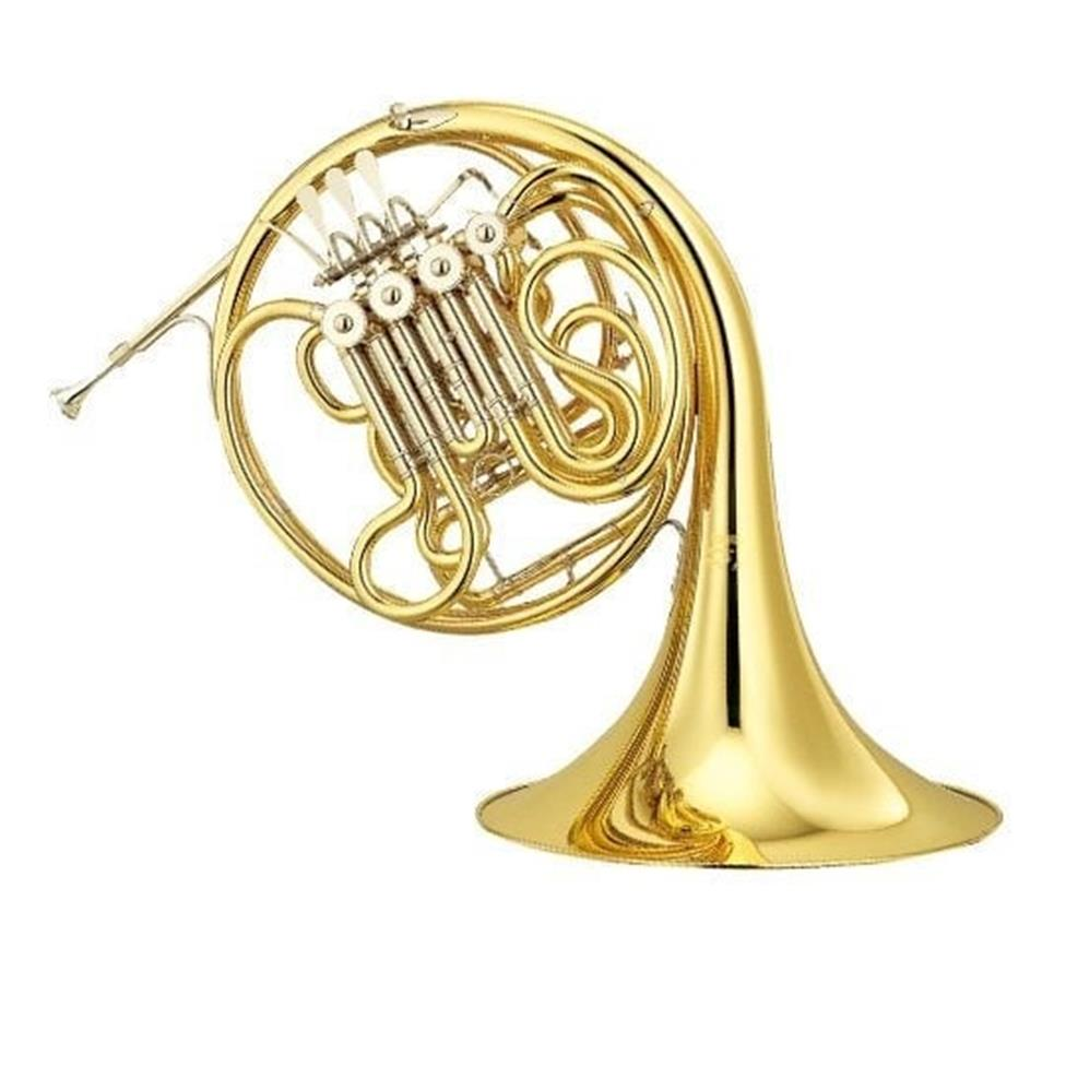 Yamaha YHR667 French horn (lacquer) Image 1