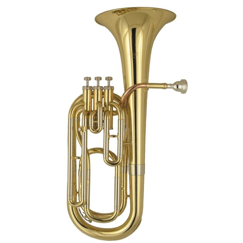 Elkhart 100BH baritone (lacquer) Image 1