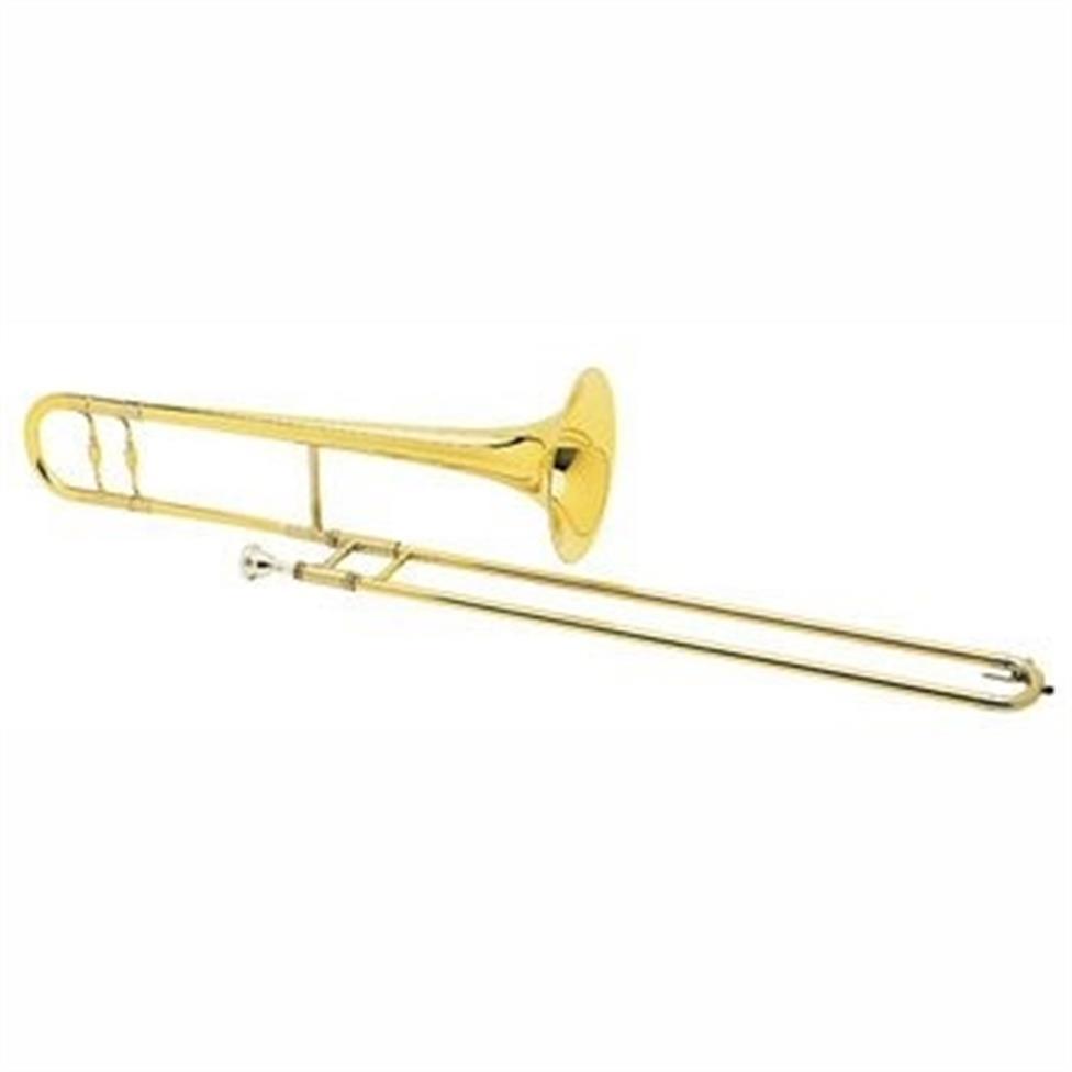 Conn Artist 100H B flat tenor trombone (lacquer) Image 1
