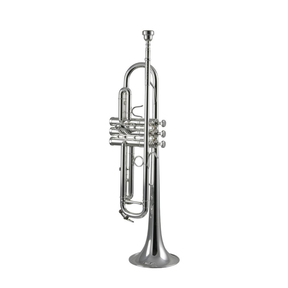 Schagerl Academia TR600S B flat trumpet (silver) Thumbnail Image 0