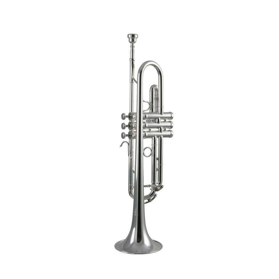 Schagerl Academia TR600S B flat trumpet (silver) Thumbnail Image 1