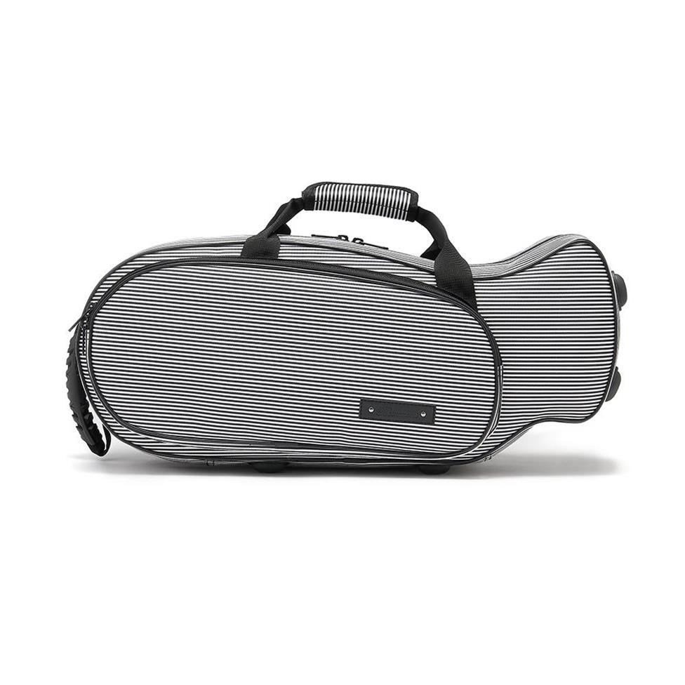 Beaumont trumpet case (pinstripe)