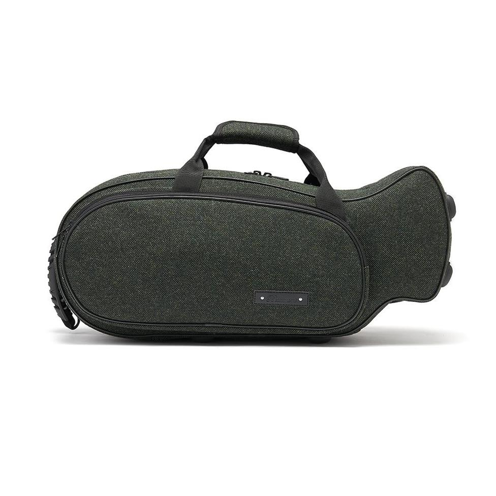 Beaumont trumpet case (racing tweed) Thumbnail Image 0