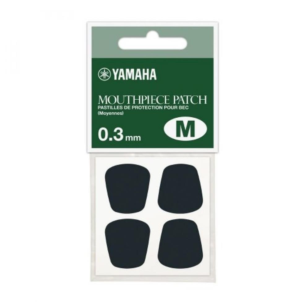 Yamaha mouthpiece cushions 0.3mm (4-pack, regular) Image 1