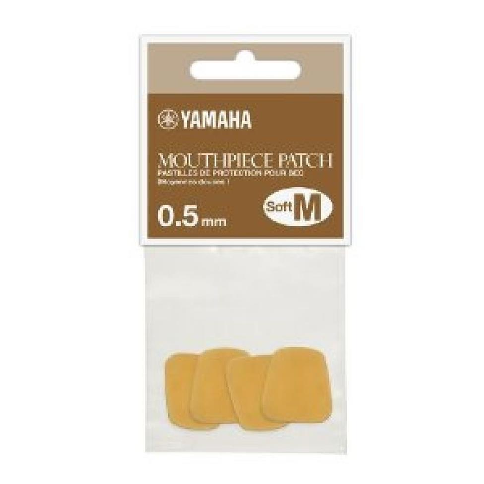 Yamaha mouthpiece cushions 0.5mm (4-pack, soft) Image 1