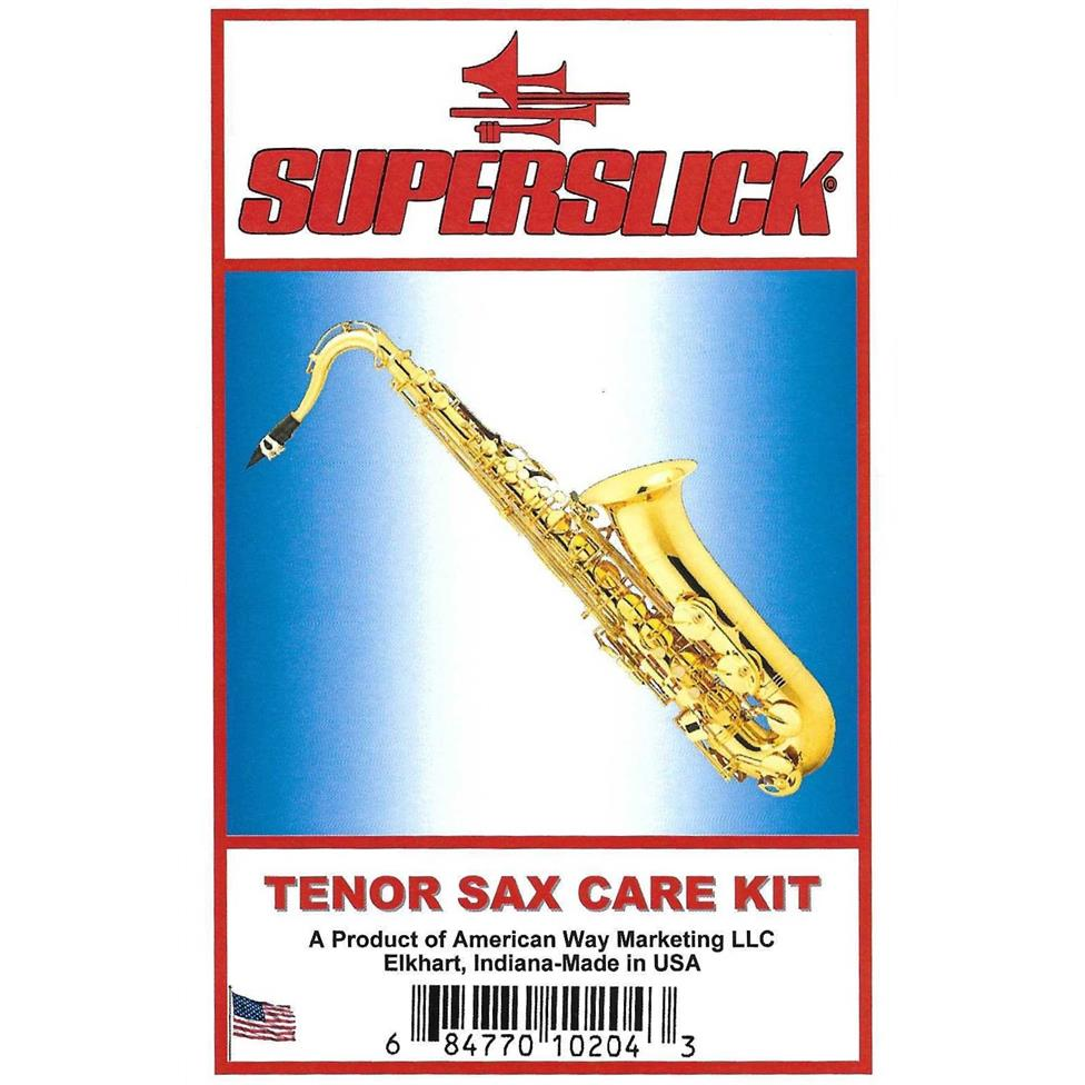 Superslick tenor saxophone care kit Thumbnail Image 0