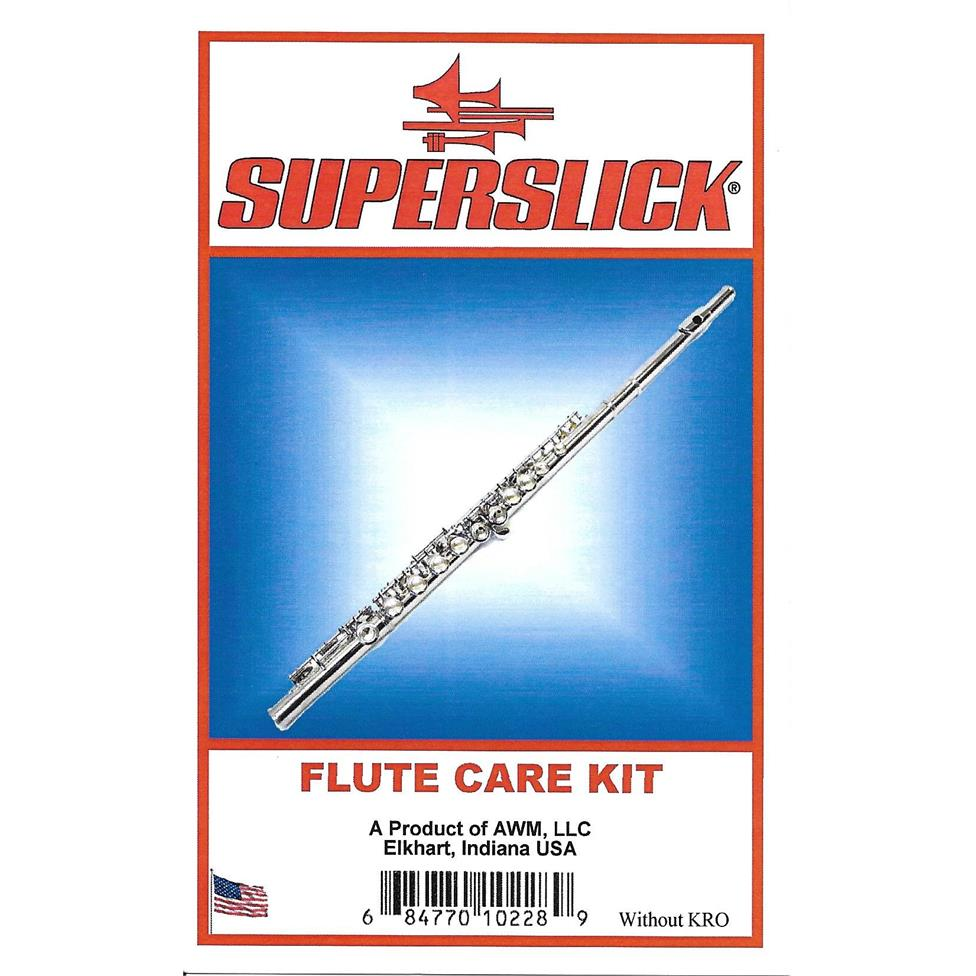 Superslick flute care kit