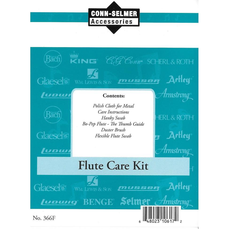 Flute care kit - Conn-Selmer Thumbnail Image 0