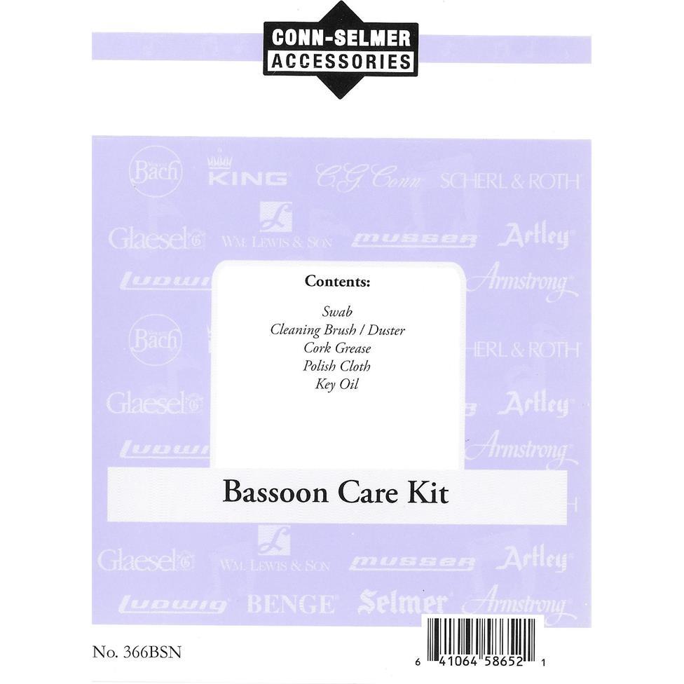 Conn bassoon care kit Thumbnail Image 0