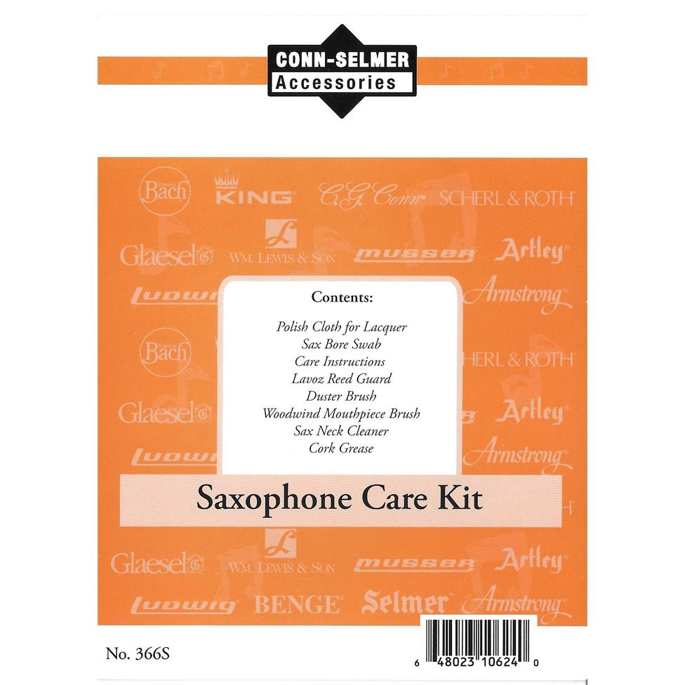 Conn saxophone care kit
