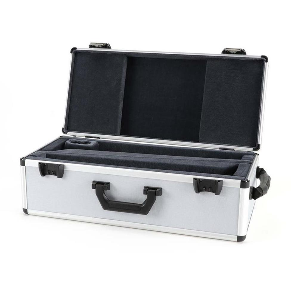 Jakob Winter double trumpet case (aluminium)