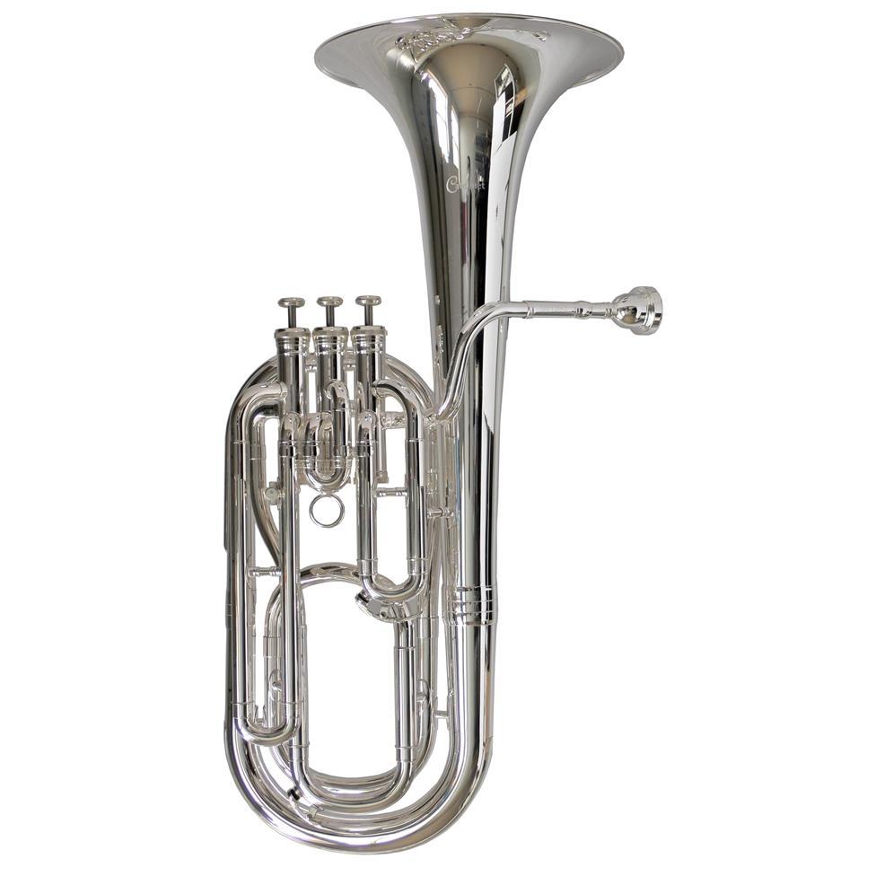 Catelinet CBH10S baritone (silver) Image 1