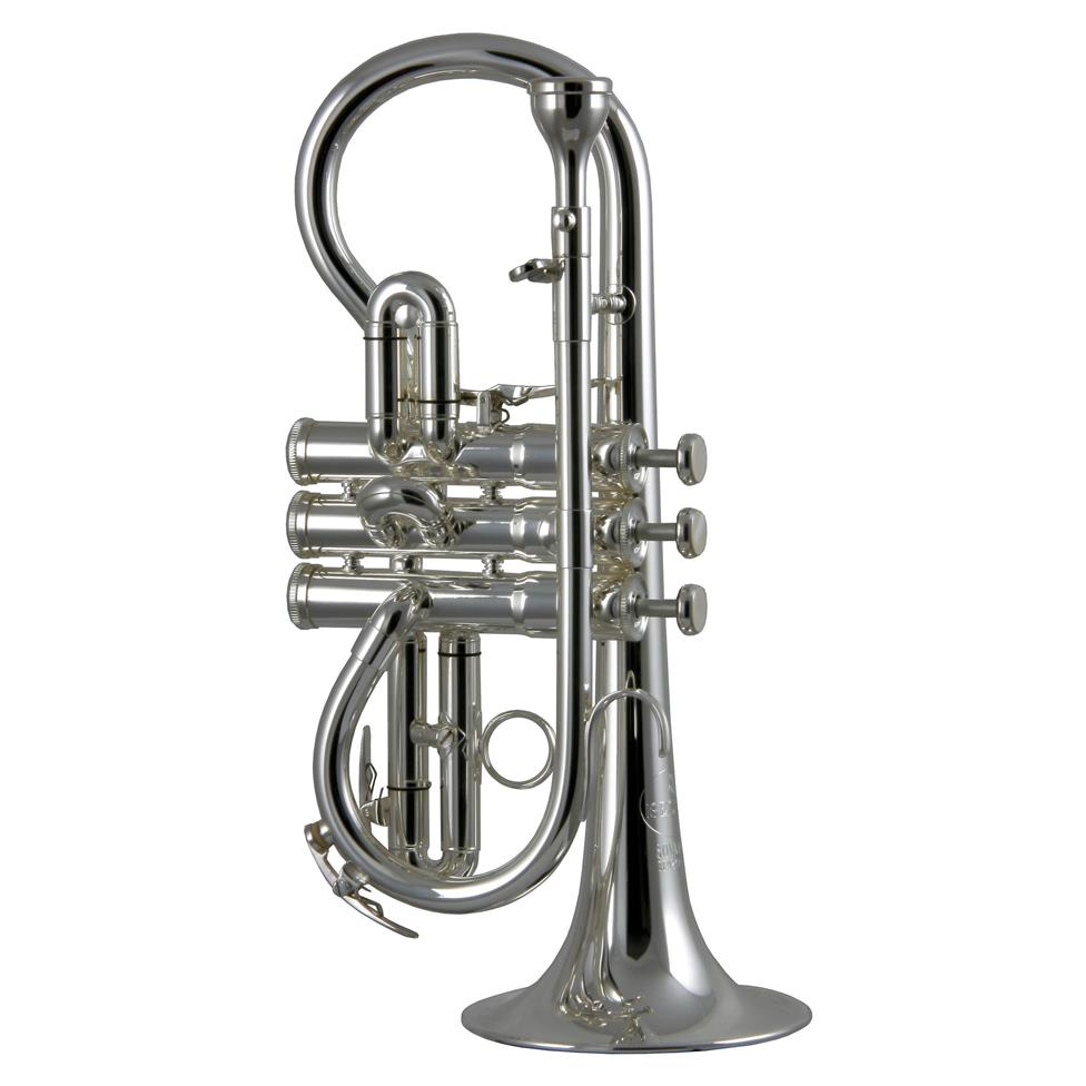 Besson BE924R-2 (silver)