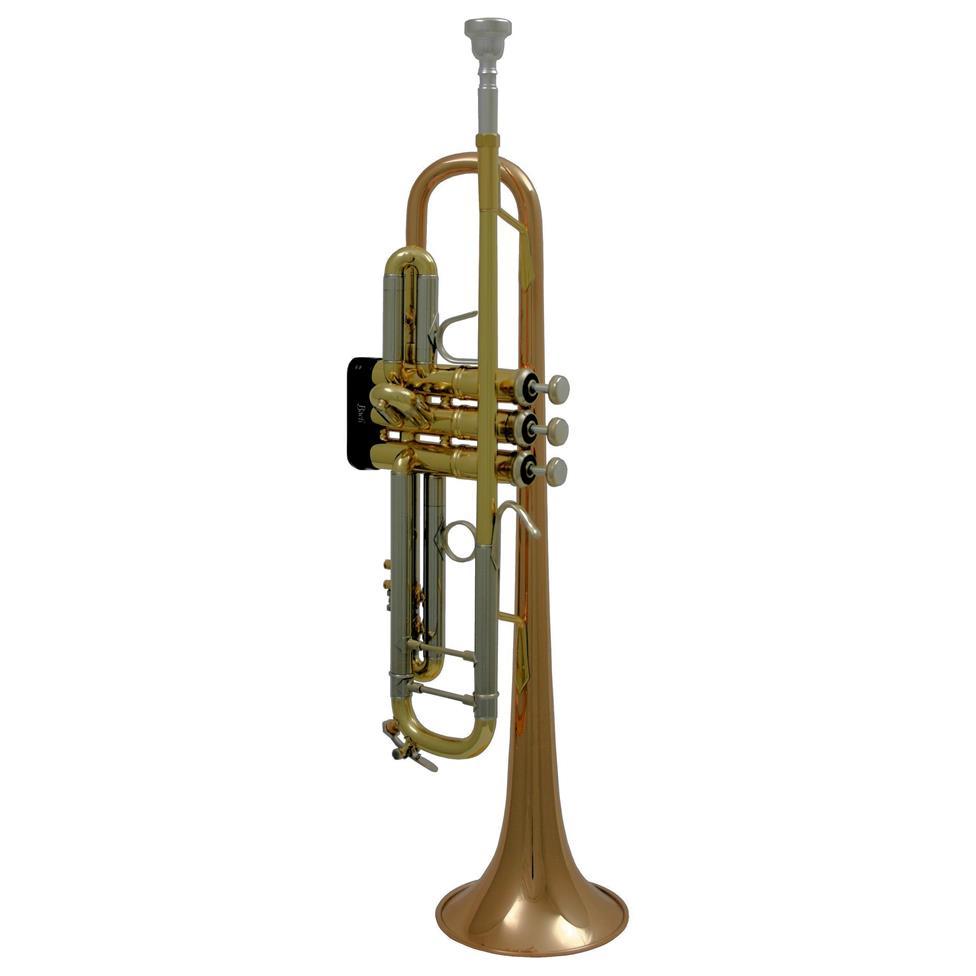 Bach Stradivarius 18037G B flat trumpet Image 1