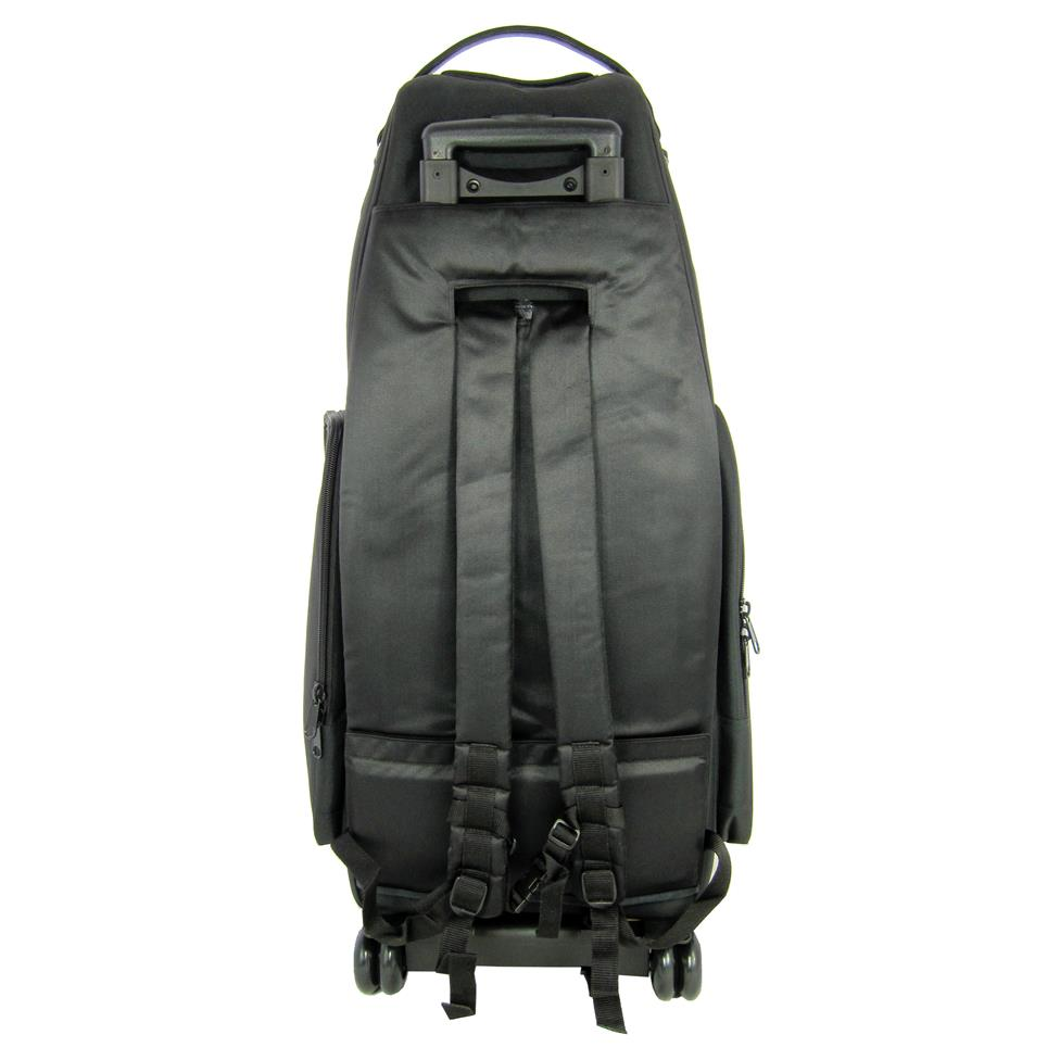 Bach Selmer wheelie double sax (alto/tenor) case (synthetic) Thumbnail Image 4