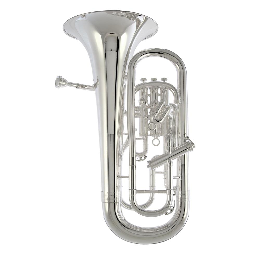 Catelinet HC67S euphonium (silver) Thumbnail Image 1