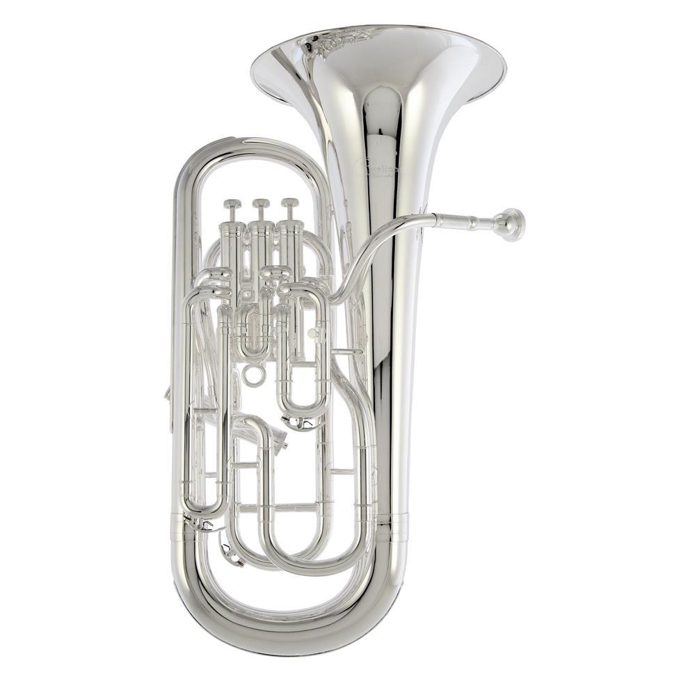 Catelinet HC67S euphonium (silver) Thumbnail Image 0