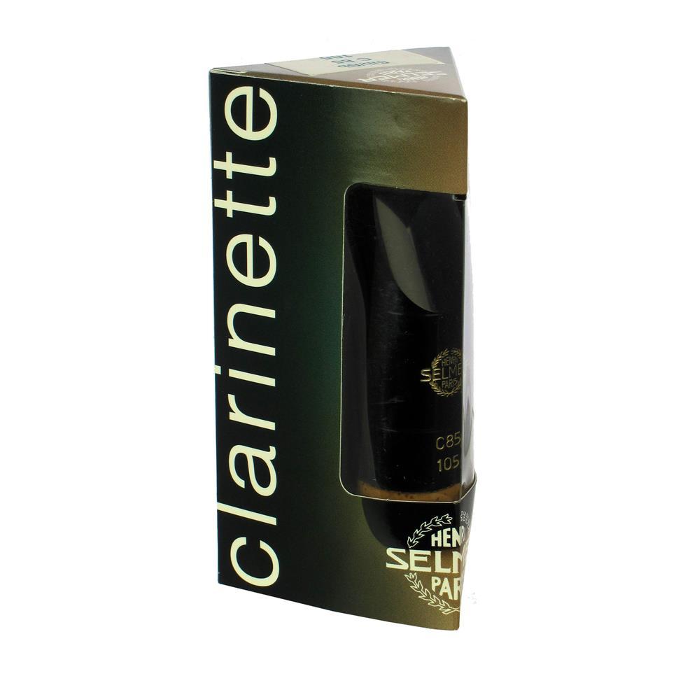 Selmer B flat clarinet C85/105 mouthpiece