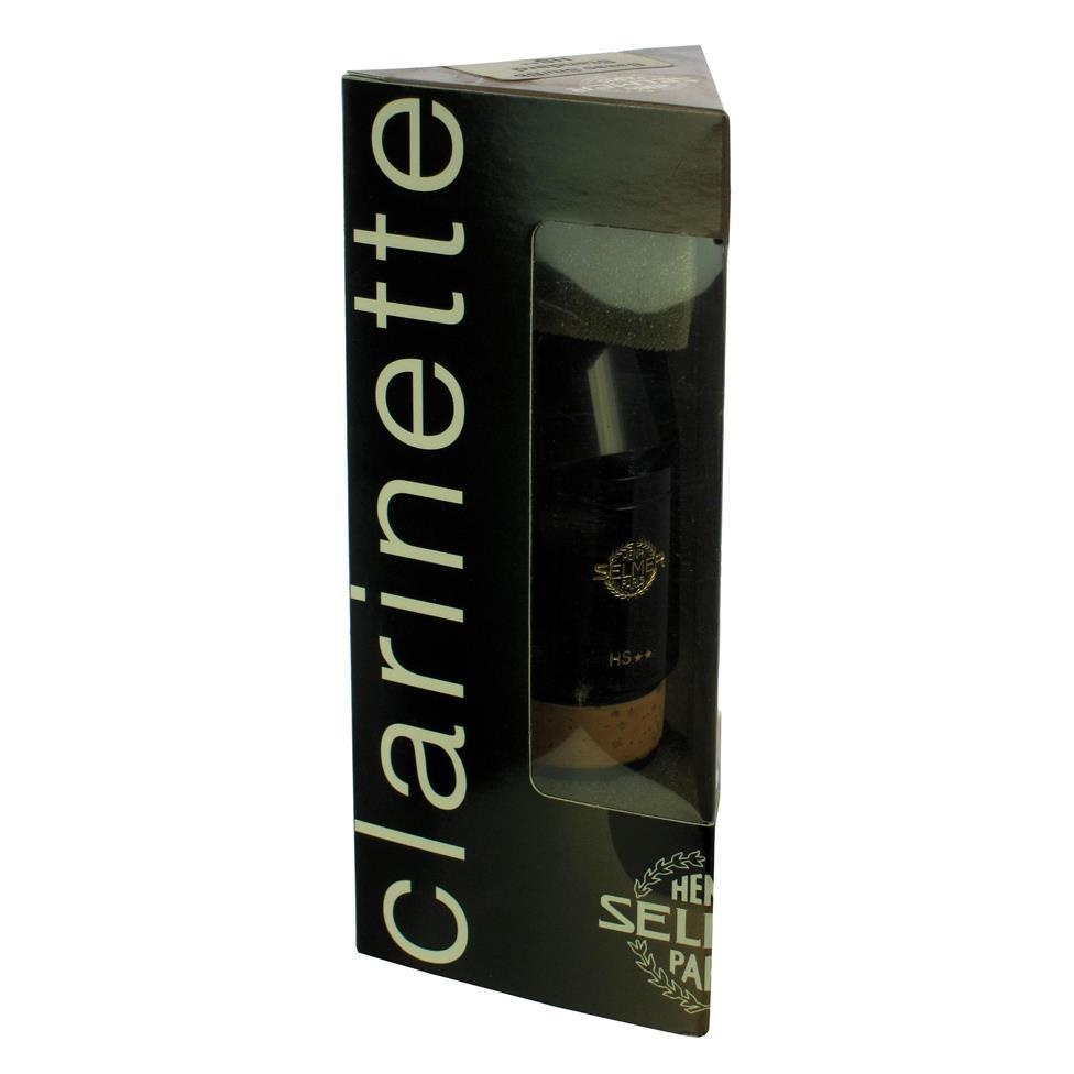 Selmer bass clarinet Standard HS** mouthpiece