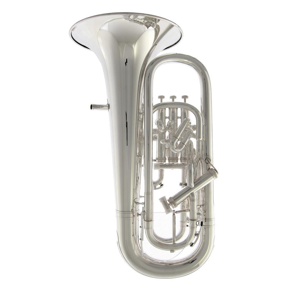 Willson Celebration 2960TA-ST euphonium (silver)