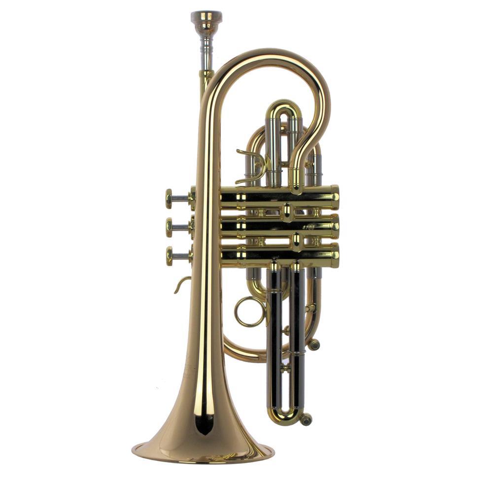 Schagerl 620L B flat cornet (lacquer)