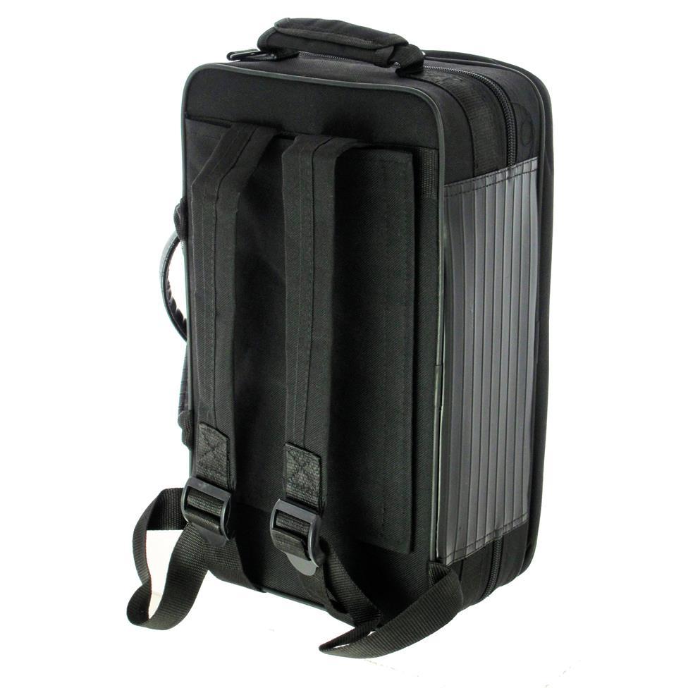 Bach Elkhart backpack clarinet case